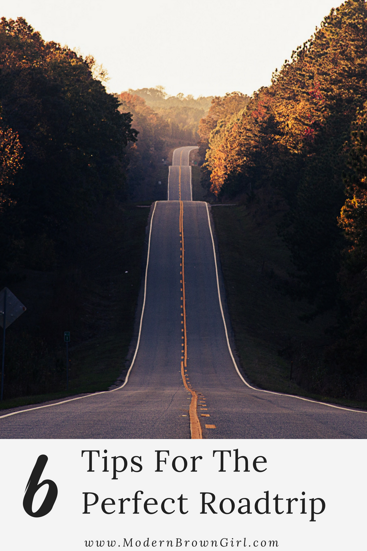6 tips for the perfect road trip