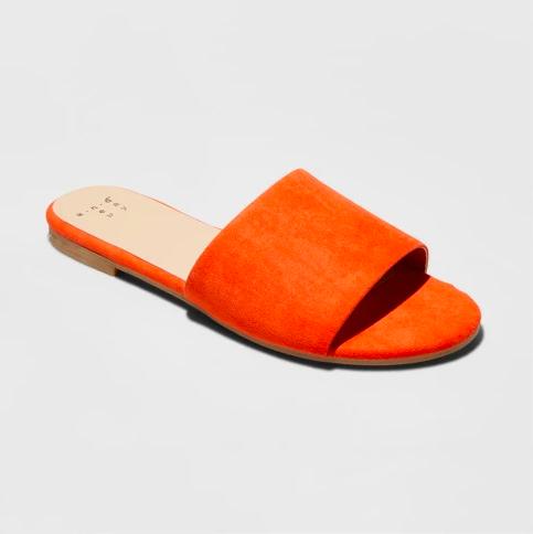 6. Slide Sandal - $12.99