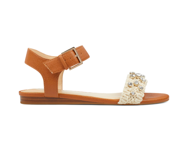 7. Nine West Hihoney Sandals - $39.99