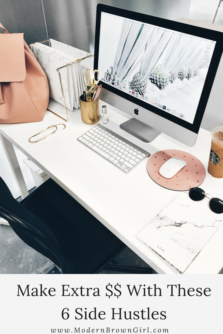 6 side hustles that will help you make money