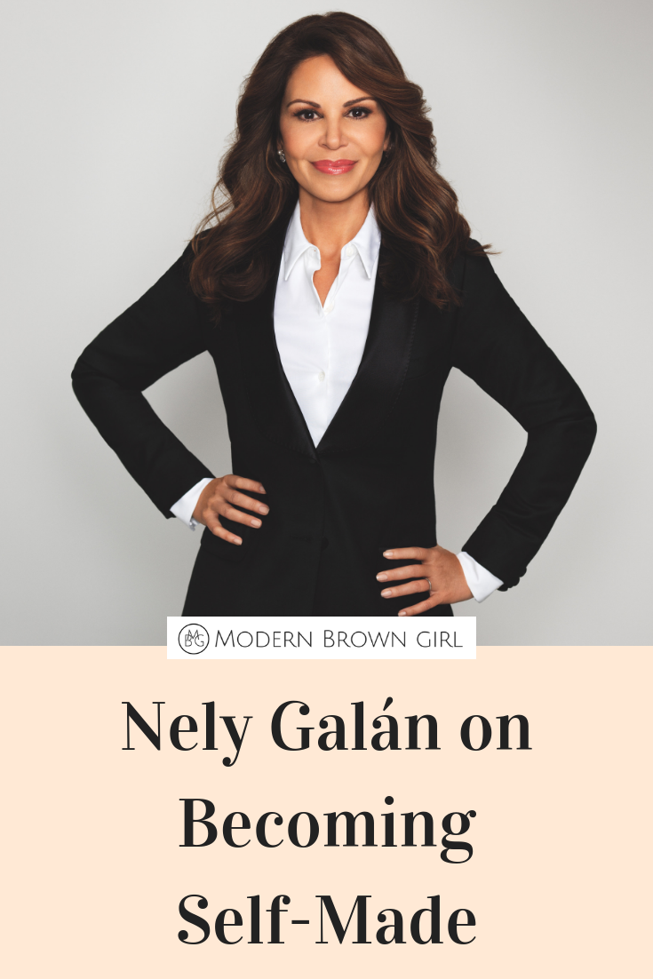 Nely Galan Self Made