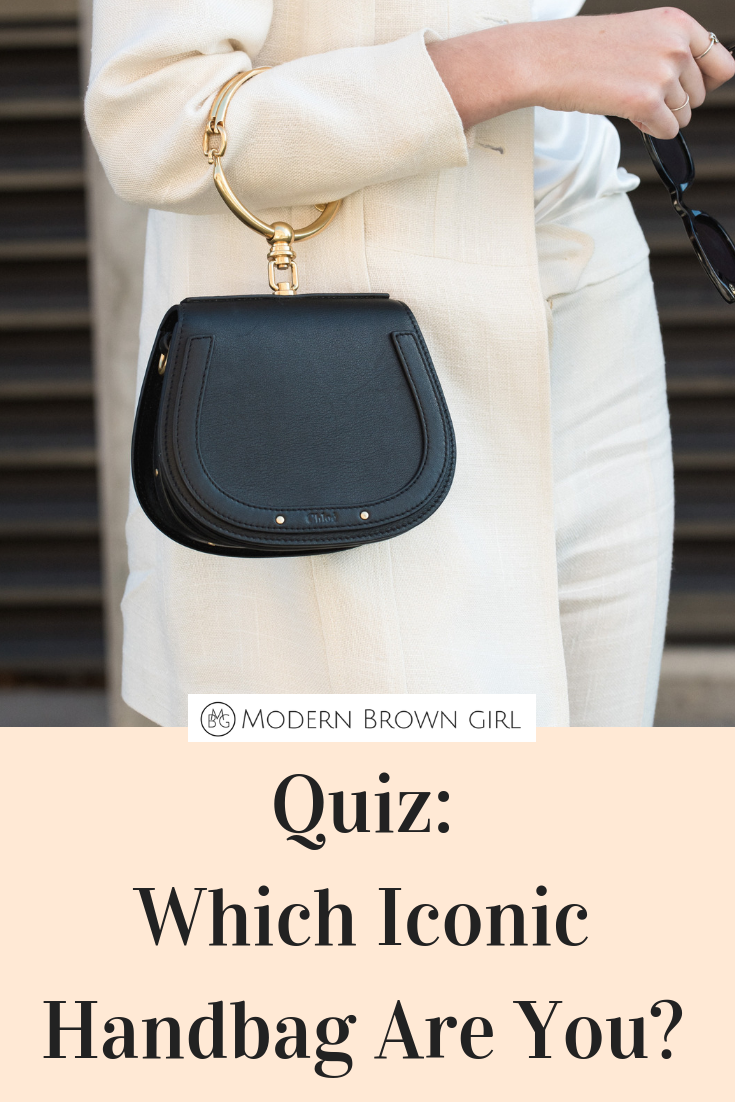 Quiz, which iconic handbag are you?