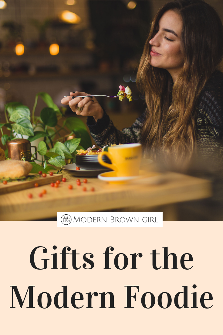 Holiday Gift Guide - Gifts for the Modern Foodie