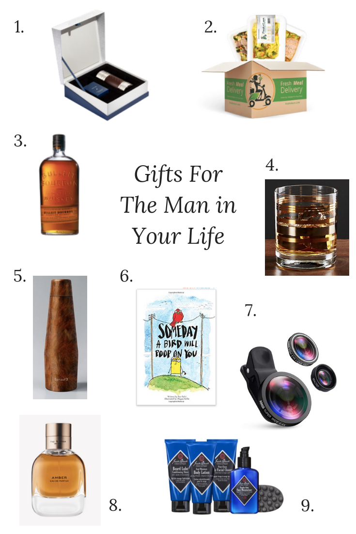 Holiday Gift Guide, for the man in your life