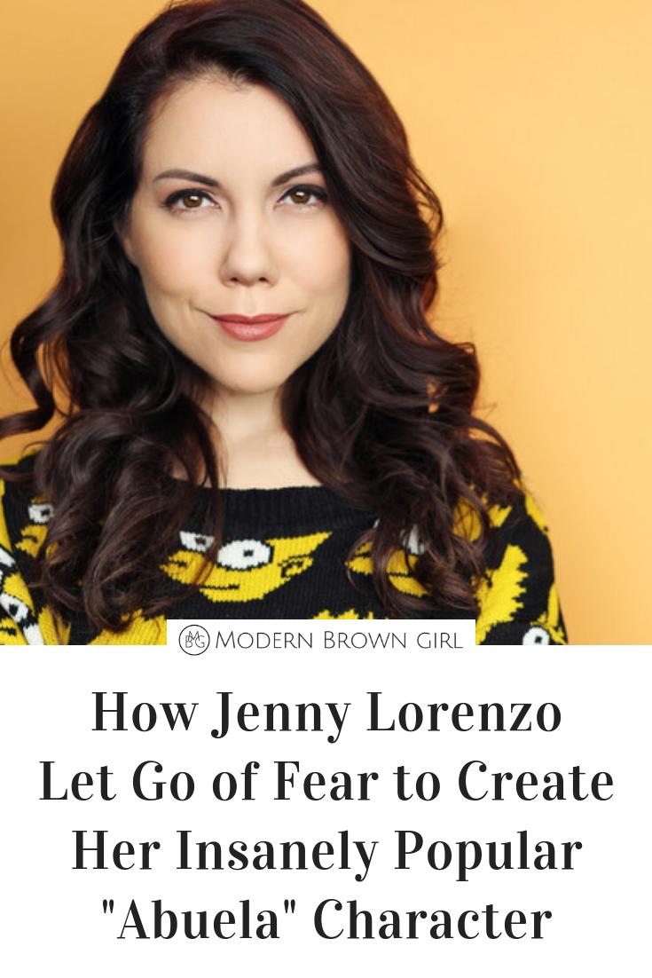 Jenny Lorenzo Abuela