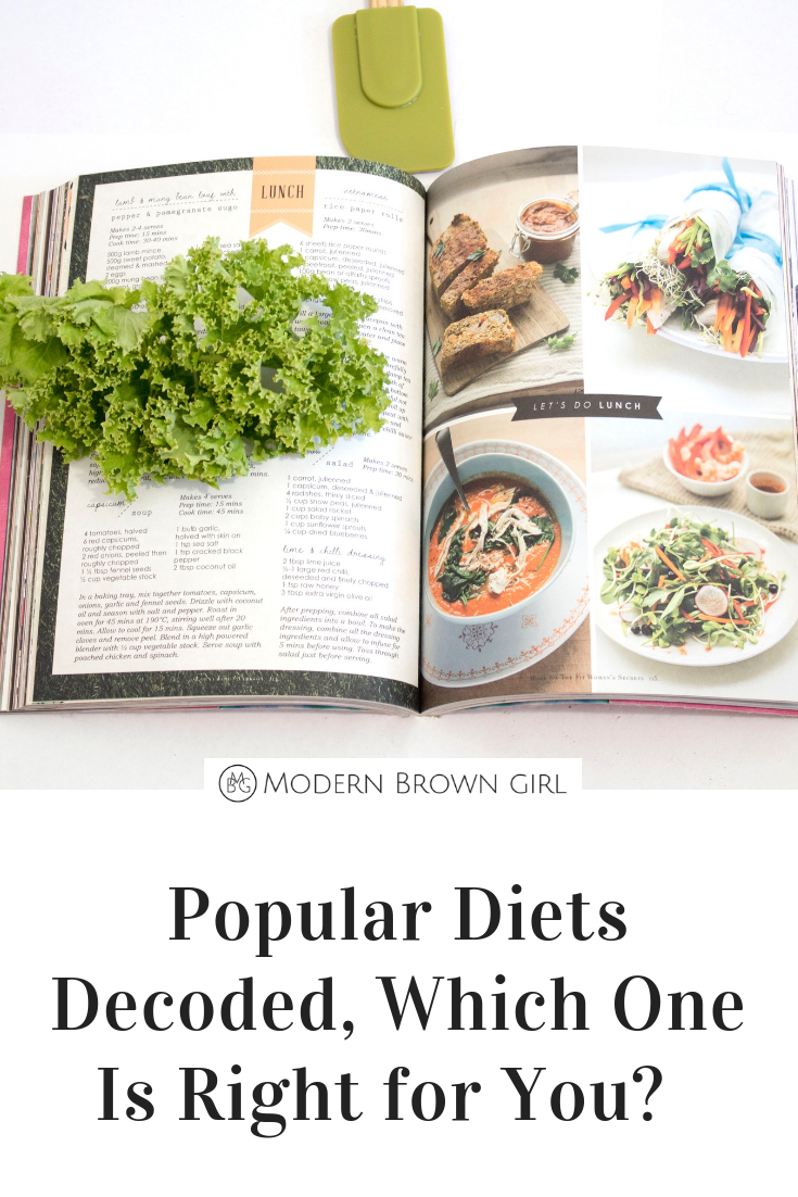 Popular Diets Decoded - Which One Is Right for You? - Modern Brown Girl