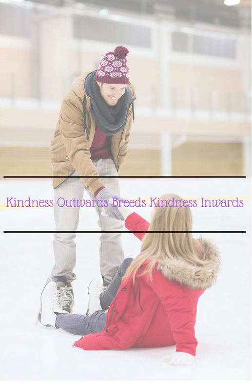 Kindness Outwards Breeds Kindness Inwards