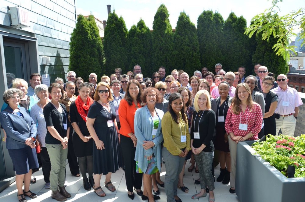 Attendees of the 2016 ACBP Symposium in New York City