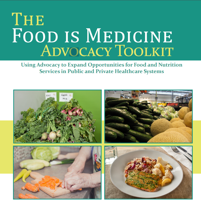 Food is Medicine Advocacy Toolkit