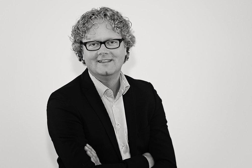 Dennis Kamst is de oprichter van Kloozer