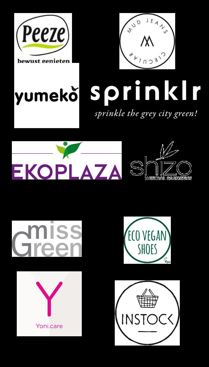 Nog een paar van de gave bedrijven waarmee we werken.