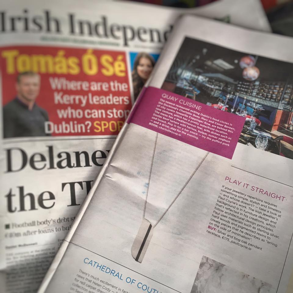 Irish Independent Weekend Section