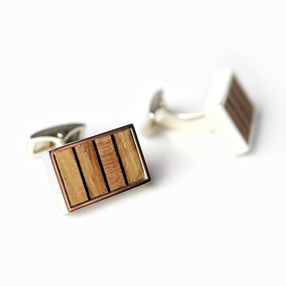 Bespoke Wedding Cufflinks
