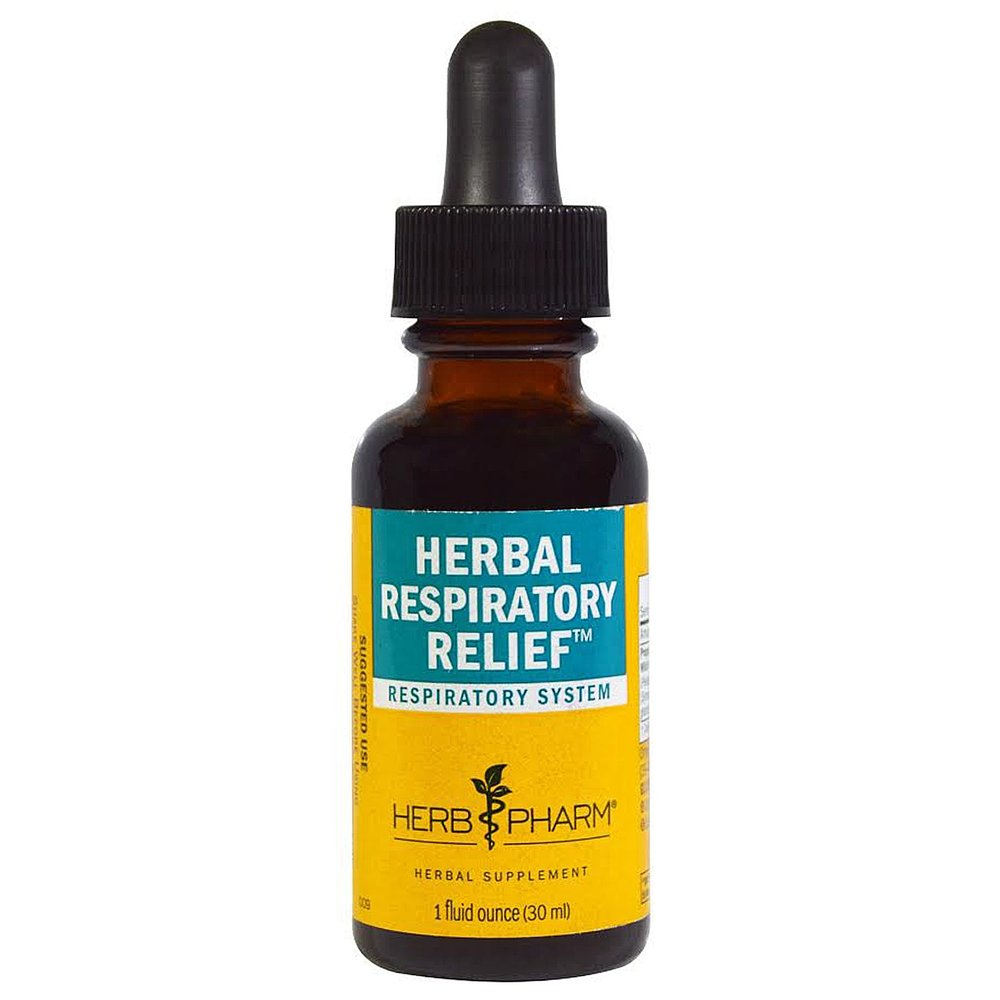herbal Respiration Relief-Herb Pharm