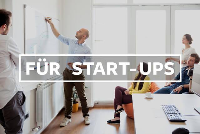 Versicherungen für Start-ups