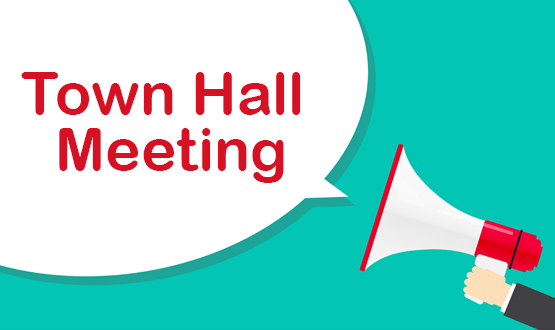 Town Hall Meeting — Central City Church