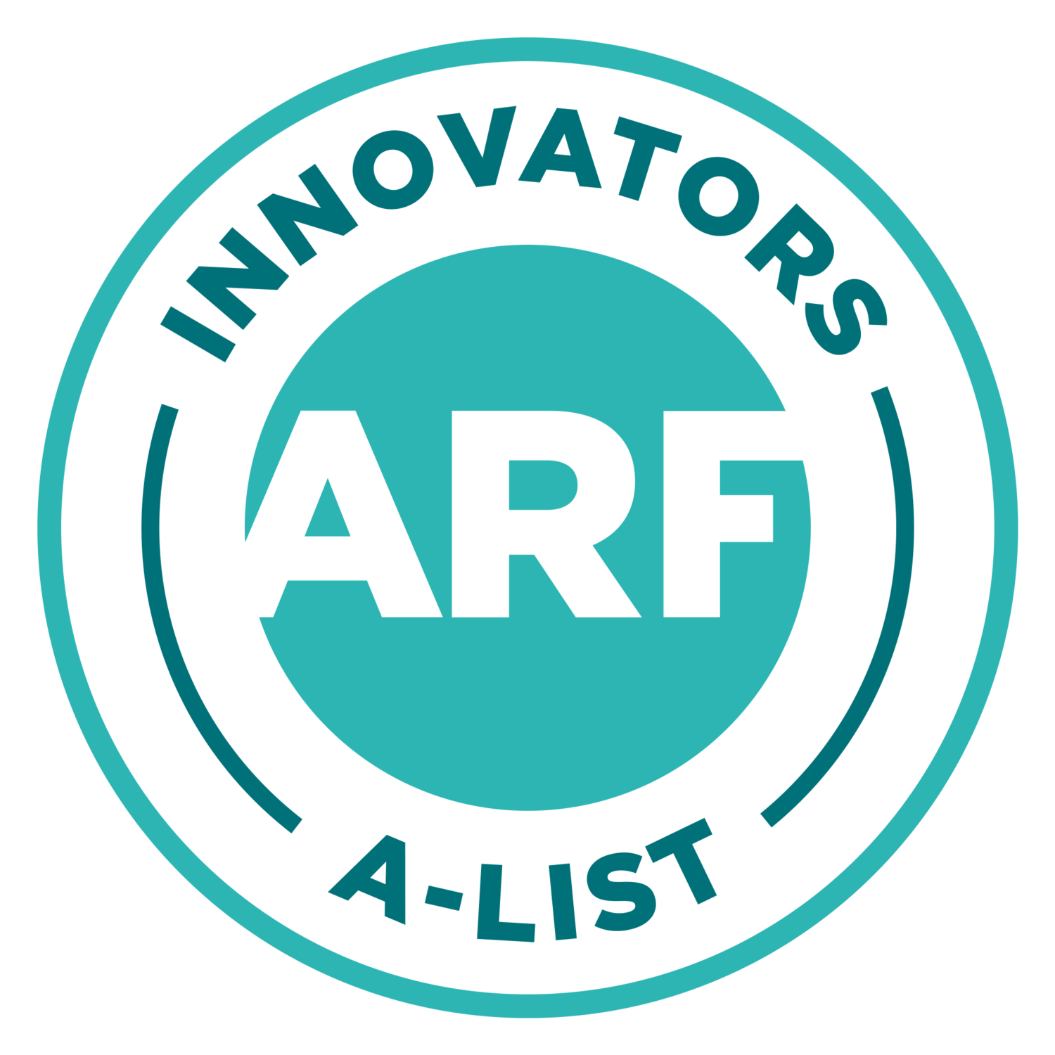 ARF Innovators A-List