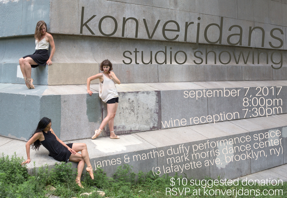 Jordan Miller, Amy Saunder, Tiffany Mangulabnan, konverjdans September 7th