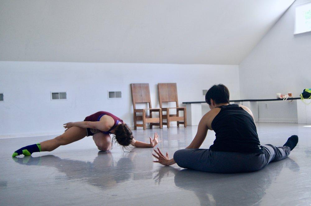 konverjdans, Amy Saunder, Caili Quan, Silo