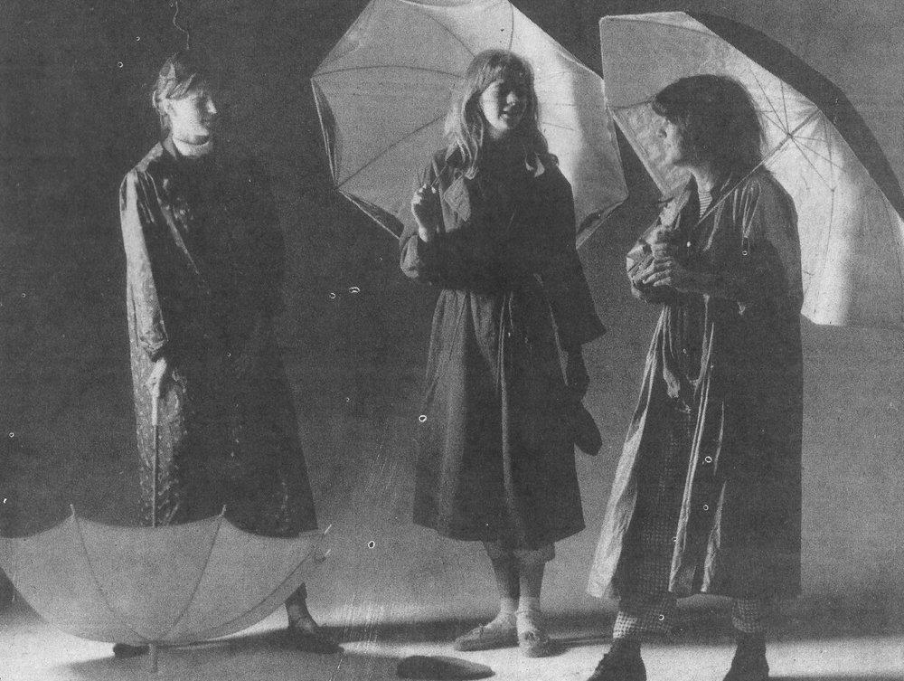 tim-sliwinski :      Raincoats, 1981