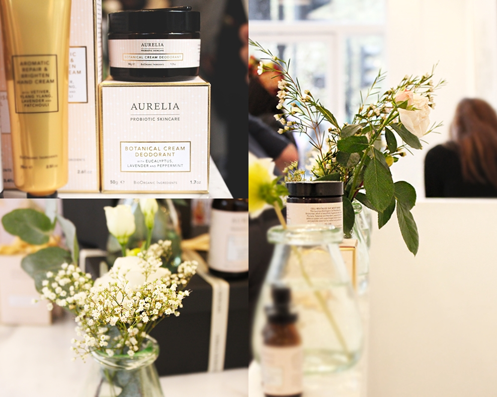 Aurelia Skincare London Pop-up Boutique Botanical Cream Deodorant