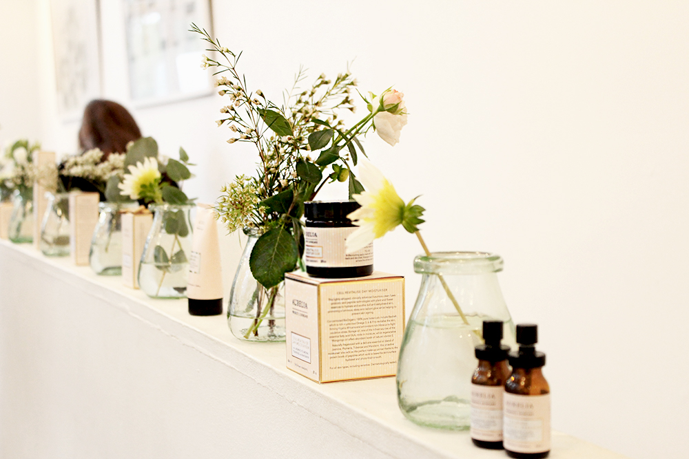 Aurelia Skincare London Pop-up Boutique