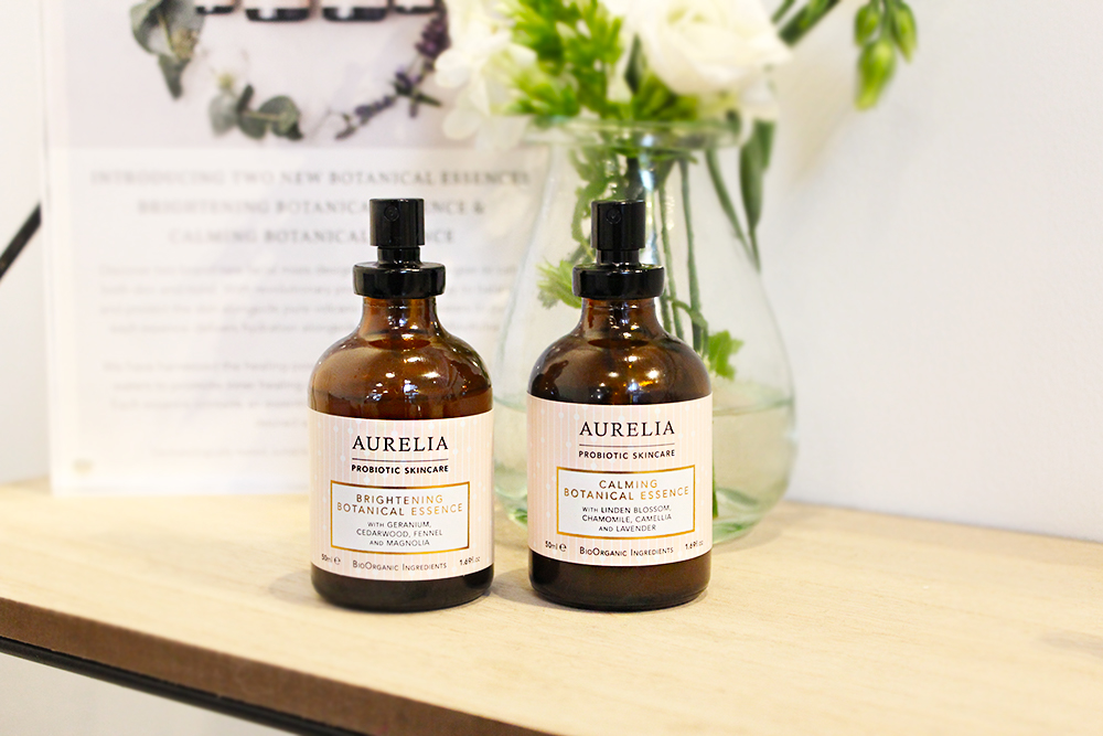 Aurelia Skincare Botanical Essences New