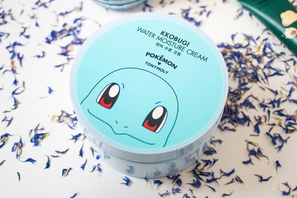 TONY MOLY X POKEMON COLLAB Moisture Cream