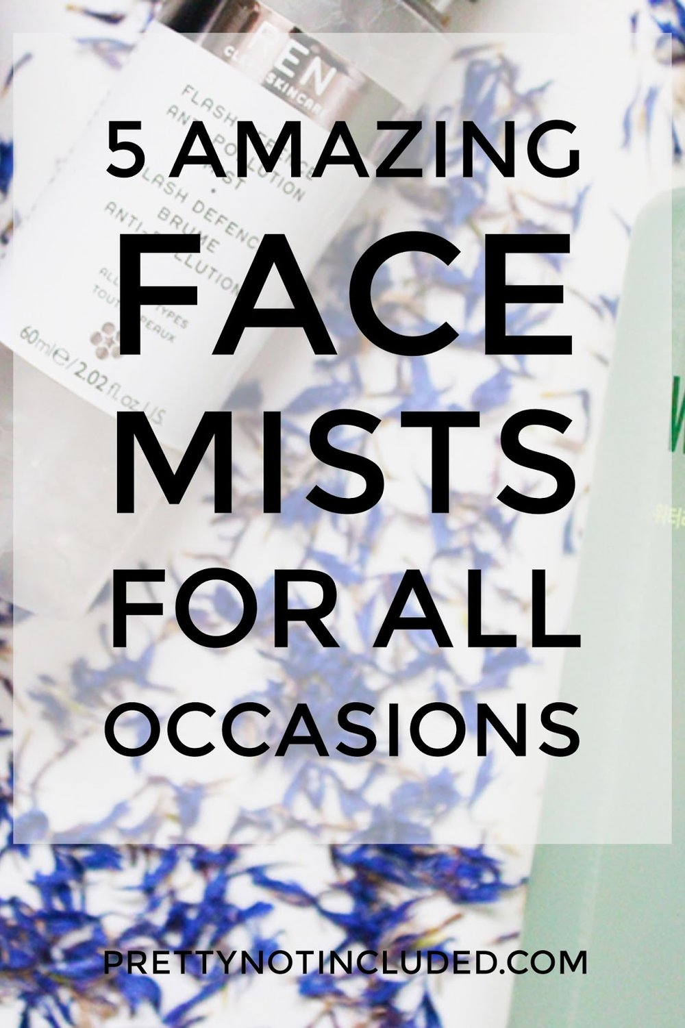 Best Face Mists