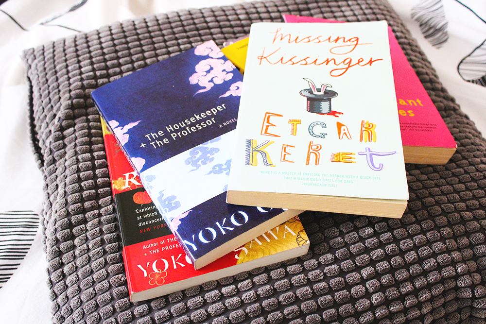 Autumn Reading List Haruki Murakami Fans Alibris