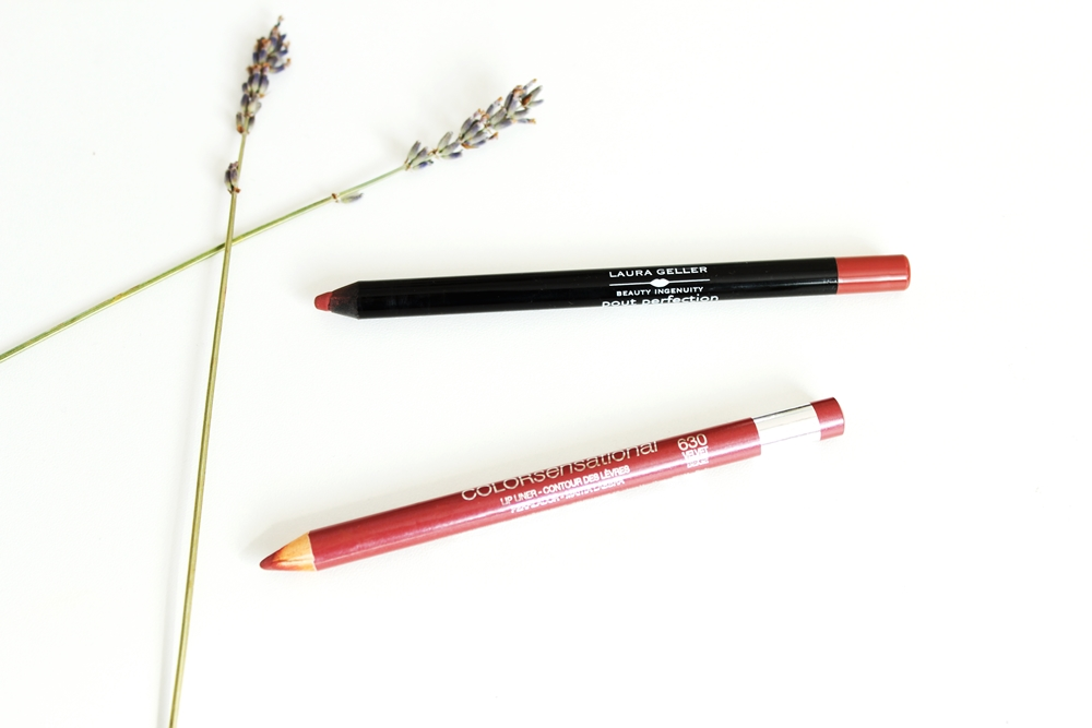 lip pencil laura geller maybelline makeup