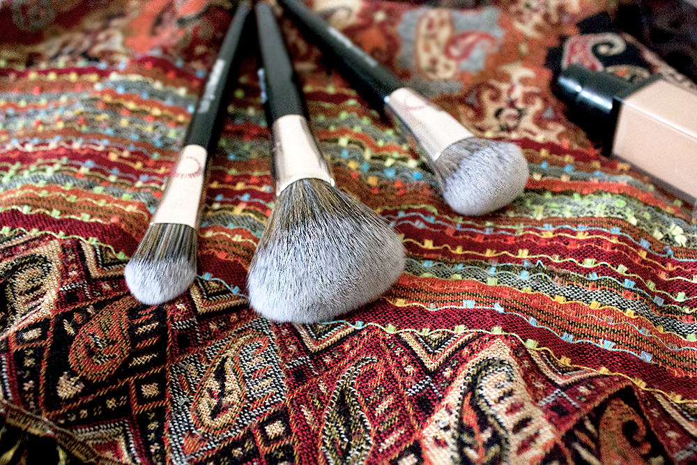 Look Good Feel Better makeup brushes