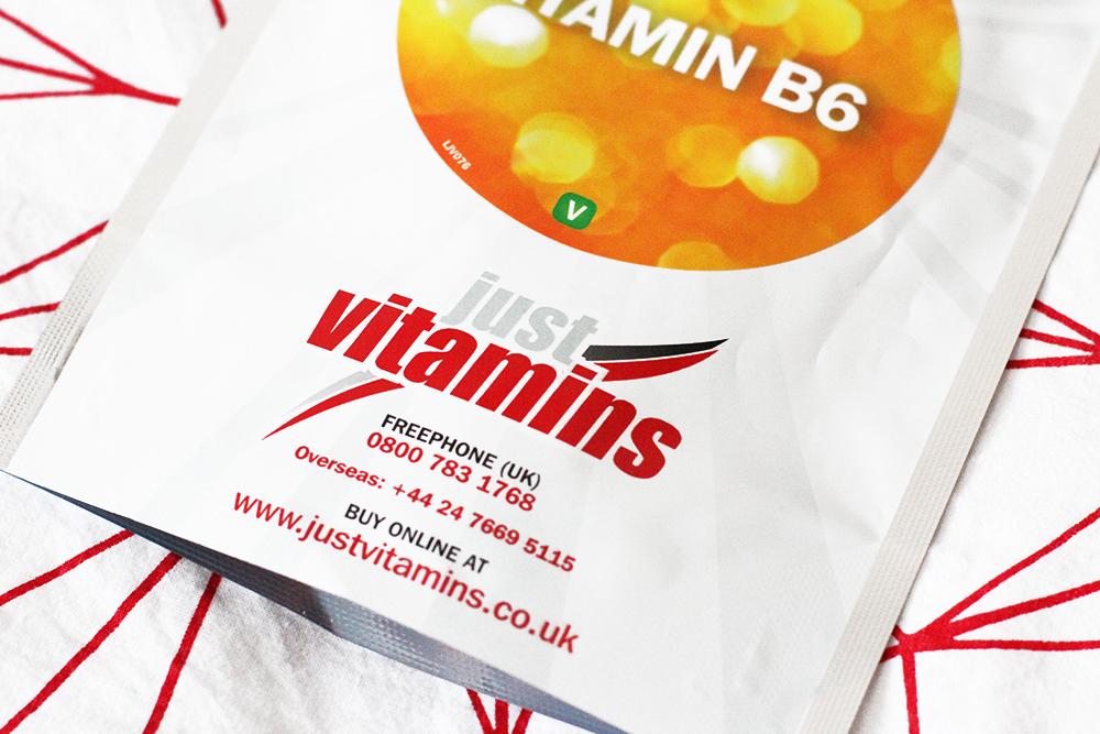 Should you really be taking supplements? Just Vitamins Vitamin B6