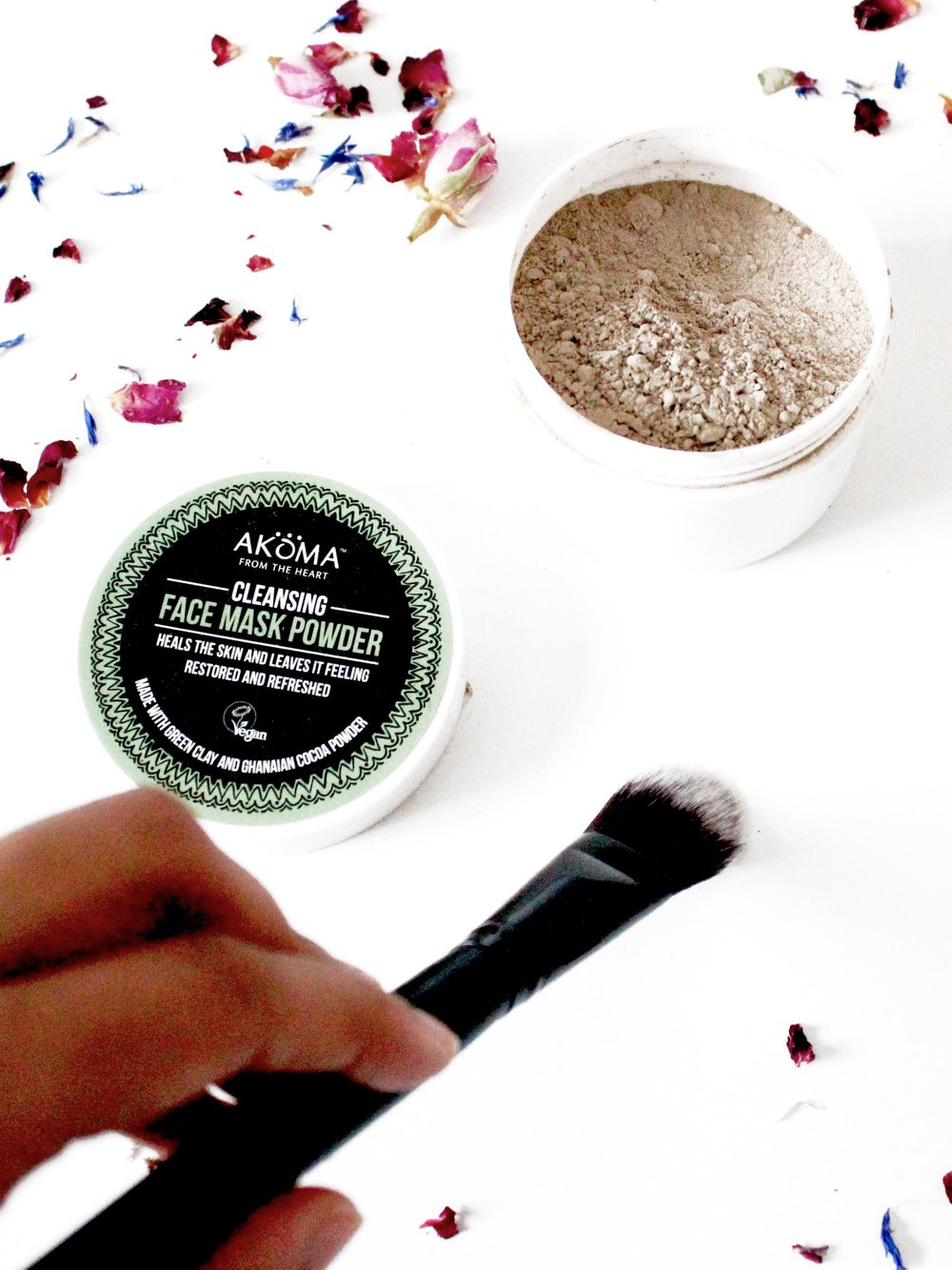 Discovering Powder Masks With Akoma