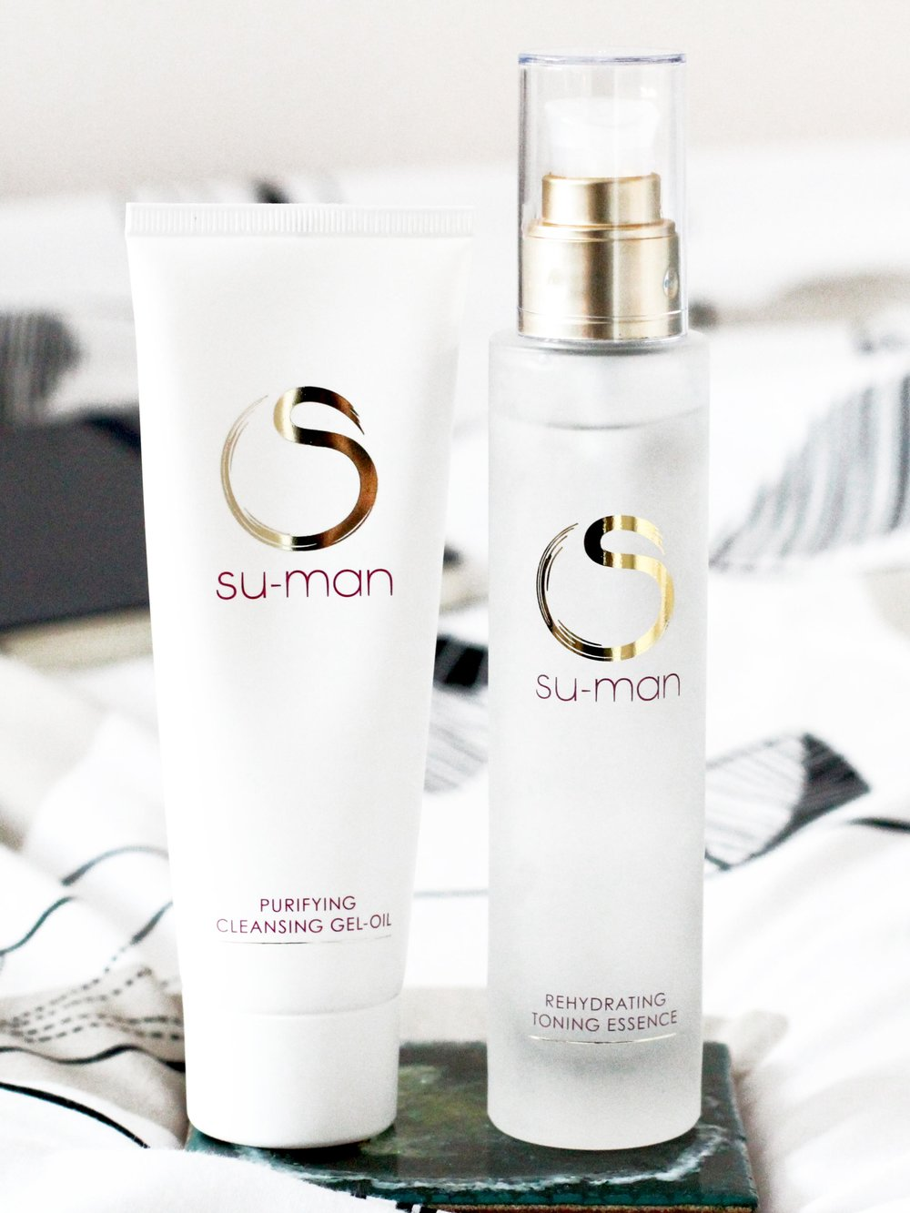 A Beautifully Simple Skin Ritual With Su-Man Skincare