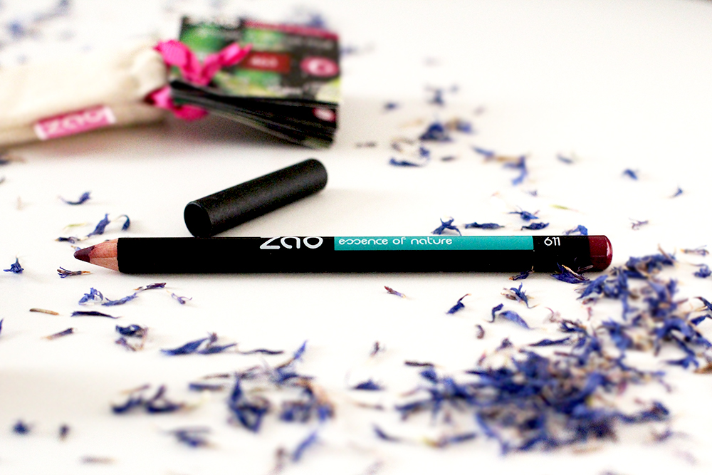 A Day To Night Transition With ZAO's Organic Eco Luxe Makeup Multipurpose Liner Plum