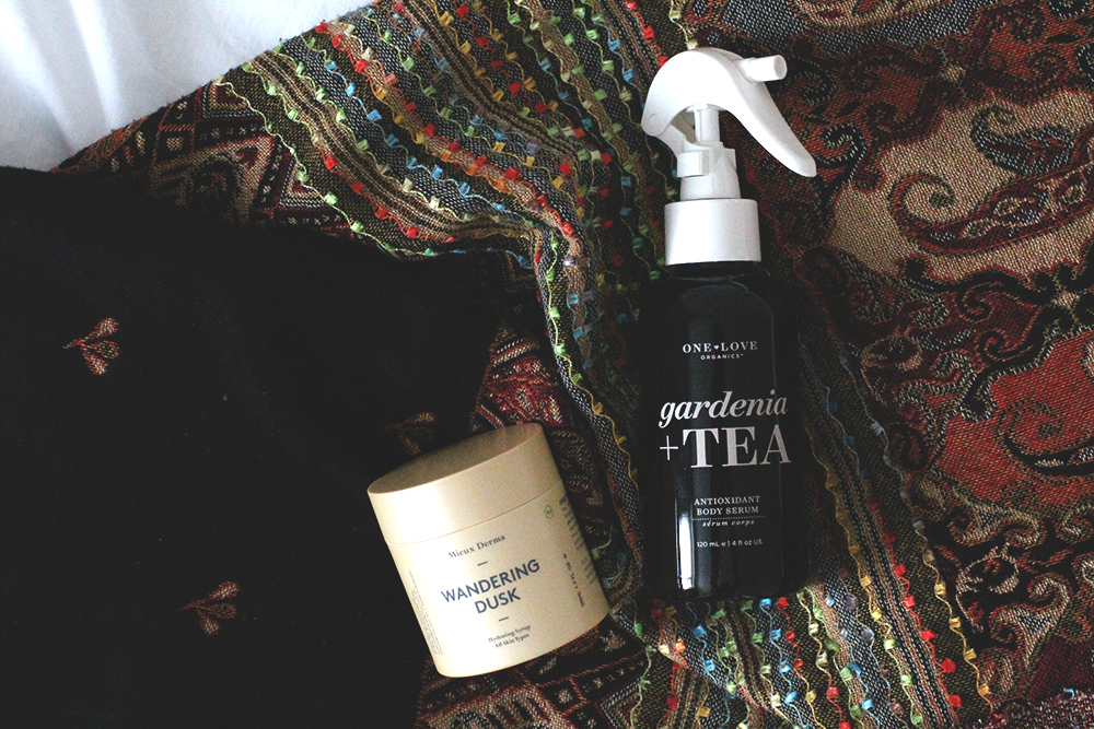 Free People Cruelty Free & Green Beauty Haul Mieux Derma and One Love Organics
