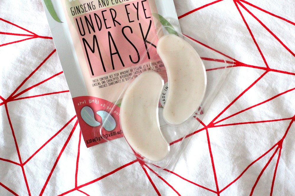 Oh K under eye mask gel patch