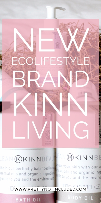 Finding a moment of calm whilst indulging in this new family run London-based eco beauty and lifestyle brand - KINN Living.