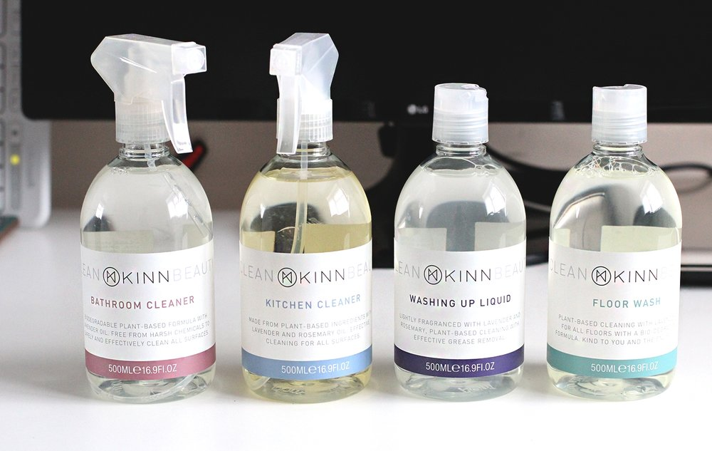 kinn living spring cleaning organic clean living