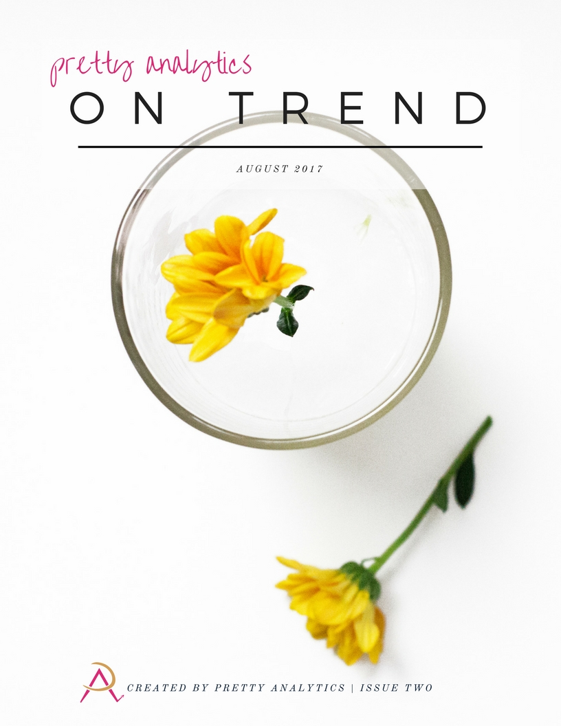 pretty analytics on trend beauty magazine industry report