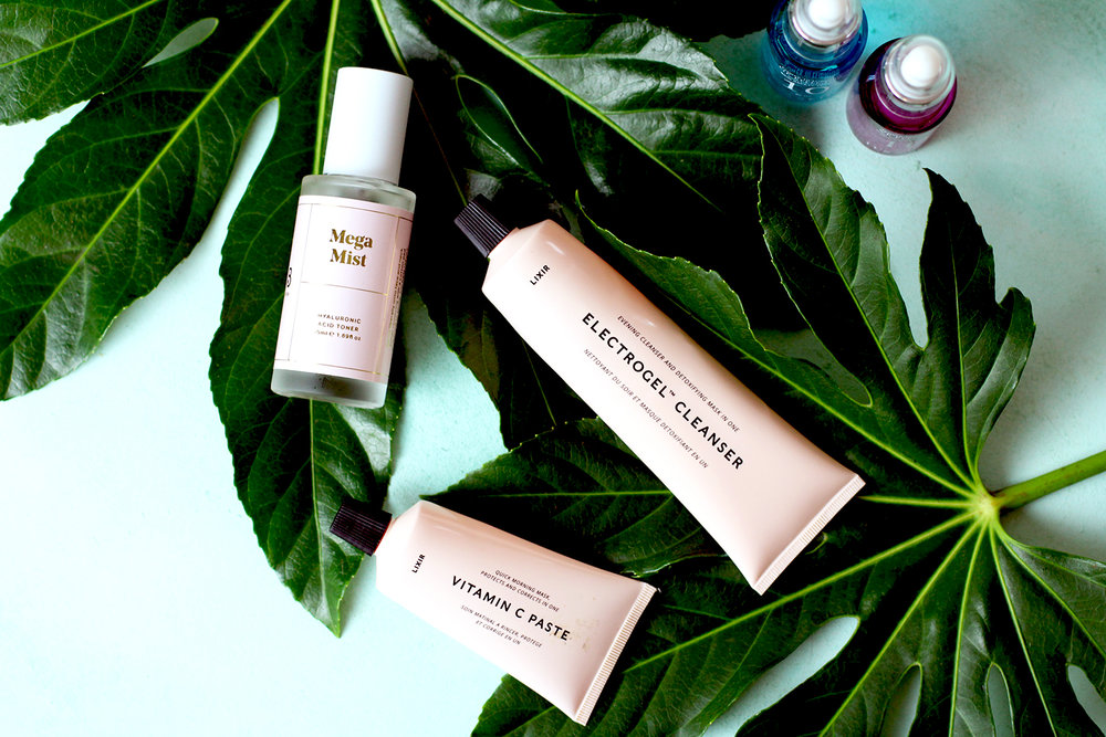 skincare favourites bybi beauty lixir skin
