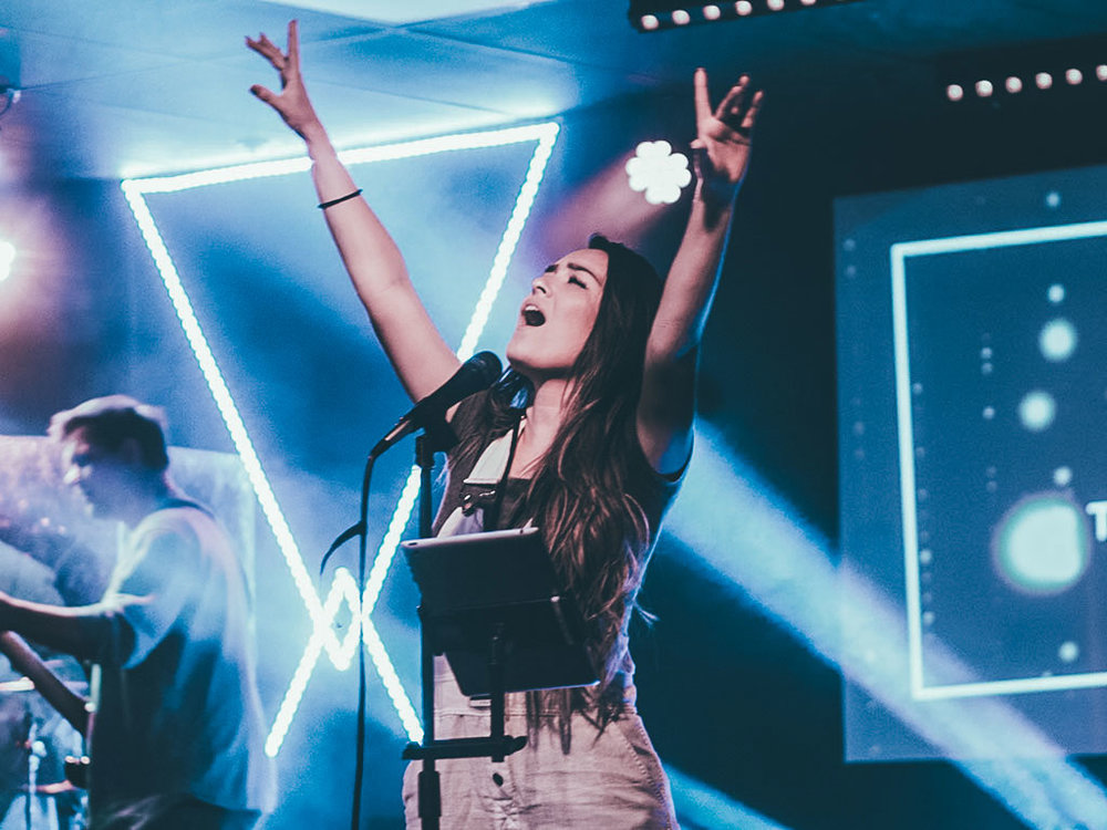 Worship Leader: Vocals