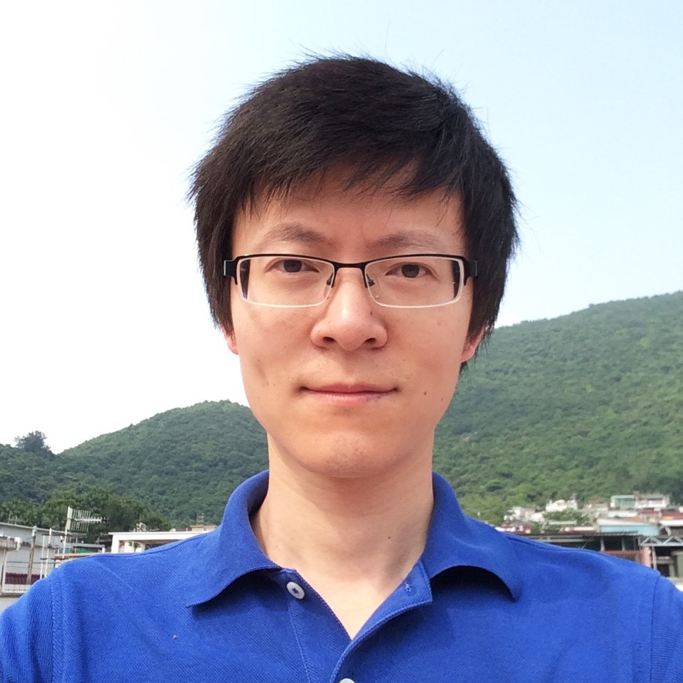 • M.Phil. in Computer Science from HKUST • PhD in Physics from IOP, CAS • 3 years in deep learning & computer vision and 5 years in simulations of quantum models • Developed multiple computer vision mobile apps, including an in-situ visual privacy control system through face, scene, and gesture recognition