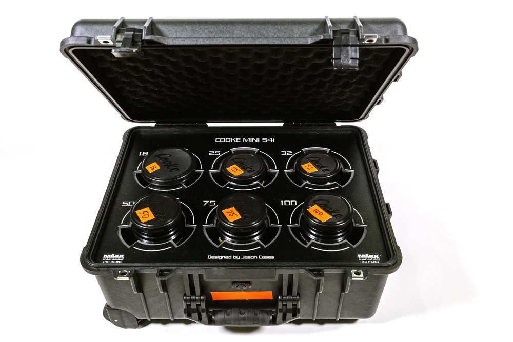 Cooke Mini S4i Lens Set -