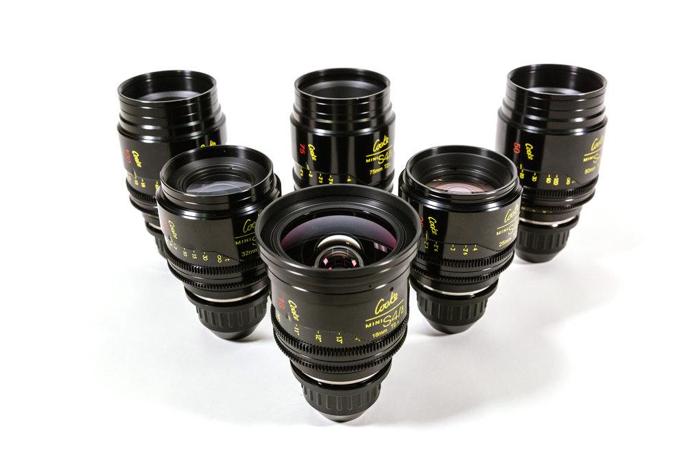 Cooke Mini S4i LenS (Pick 3) -