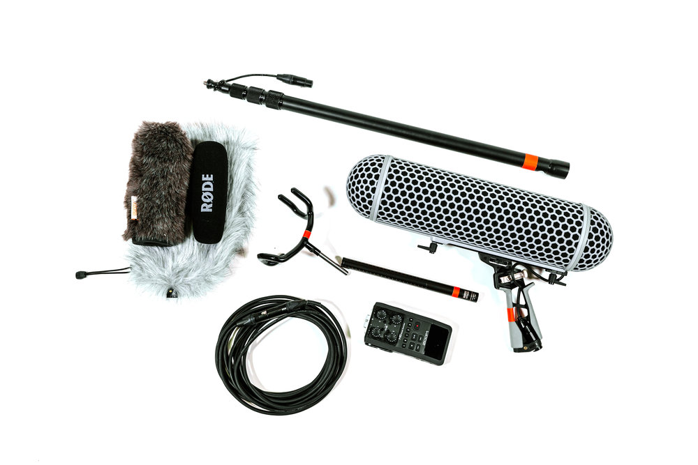 FULL AUDIO & RECORDING KIT -