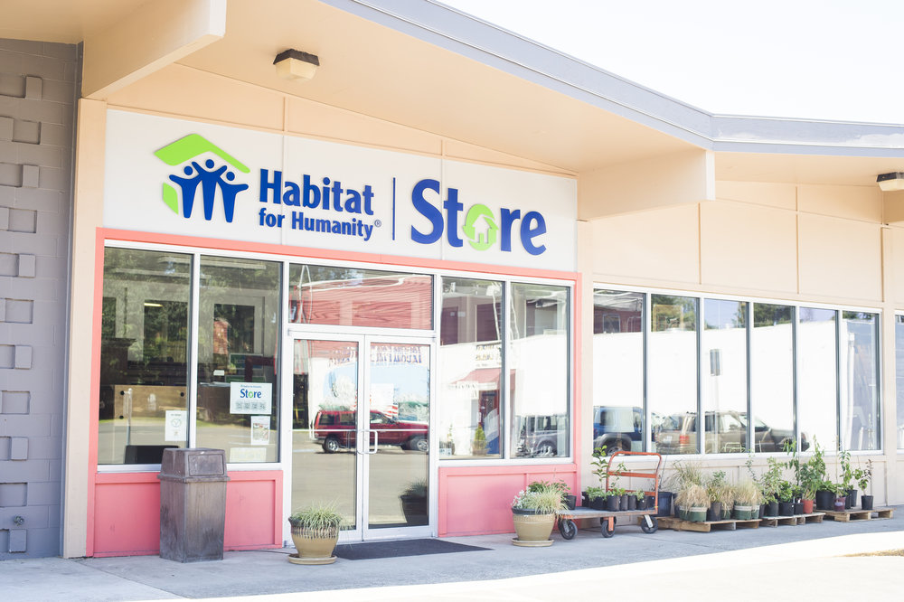 Beau Tacoma Habitat For Humanity Store