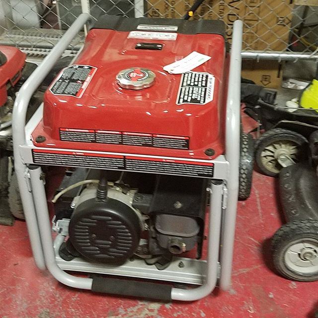 Winter is coming...are you prepared? This I Power Generator was spotted in our Tacoma store this week - just $500. Keep the lights on, even if the power goes out! #habitatstorescore #thriftstorefind #habitatstore #habitatforhumanity