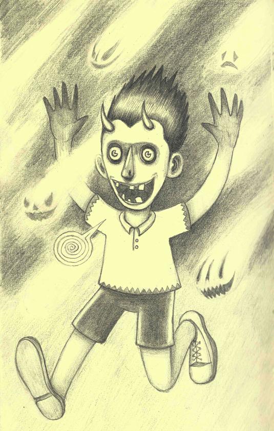 SatanChildpencil72.jpg